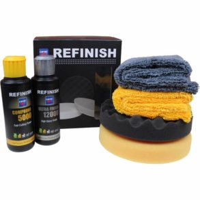 Cartec Refinish Polishing Kit - 5000/12000 Kit