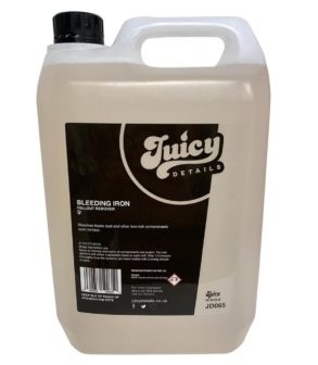 Juicy Details Bleeding Iron 5 Litre Pro Range