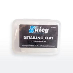 JUICY DETAILS CLAY BAR 200gm